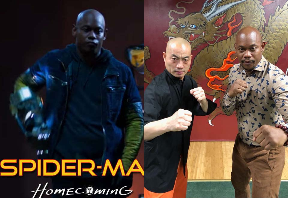 """The """"Shocker"""" is back in the USA Shaolin Temple"""