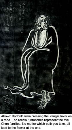 Story of Bodhidharma